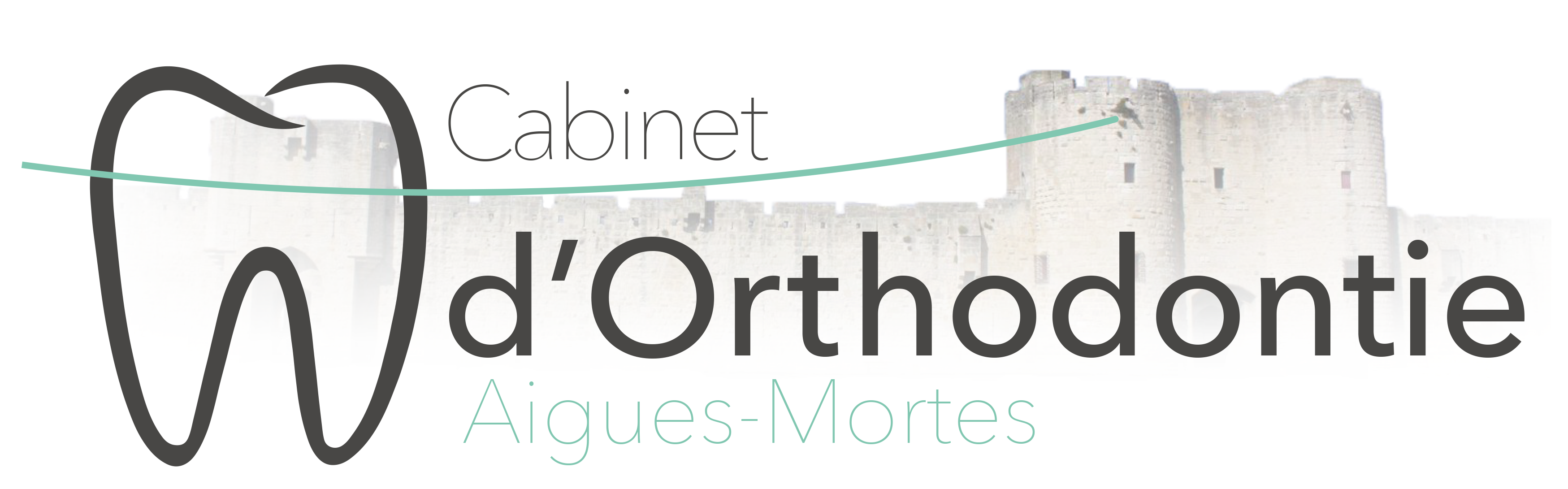 cabinet orthodontie aigues mortes Logo